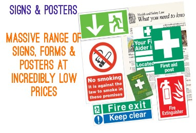 Signs Forms & Posters
