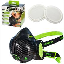 Stealth P3 Ready to Wear Respirator & Filters