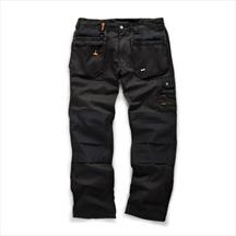 Scruffs Worker Plus Trousers Black