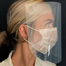 Visor Face Shield Reusable made in UK