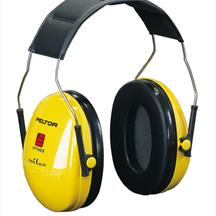 3M Peltor Optime 1 Headband Ear Defenders SNR 27