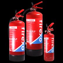 FIREXO All Fires Extinguisher Various Sizes