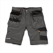 Scruffs Trade Shorts Slate