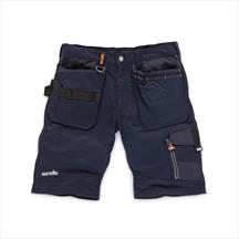 Scruffs Trade Shorts Navy