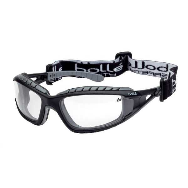 Bolle Tracker Platinum Safety Goggles Clear pack of 10 BOTRACPSI
