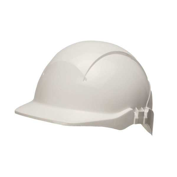 Centurion Concept Reduced Peak Safety Helmet White CNS08WA
