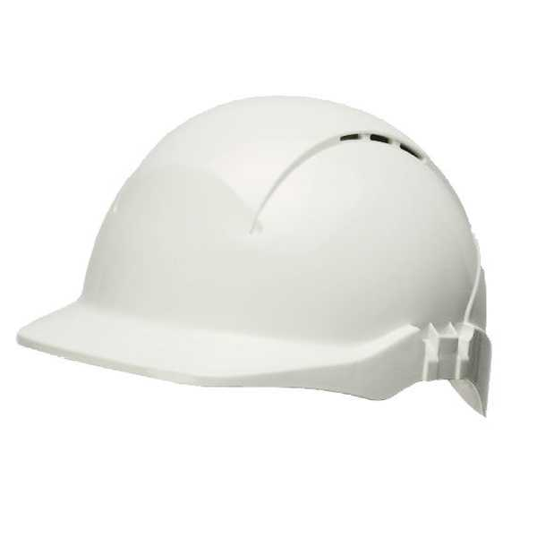 Centurion Concept Reduced Peak Vented Safety Helmet White CNS08WF