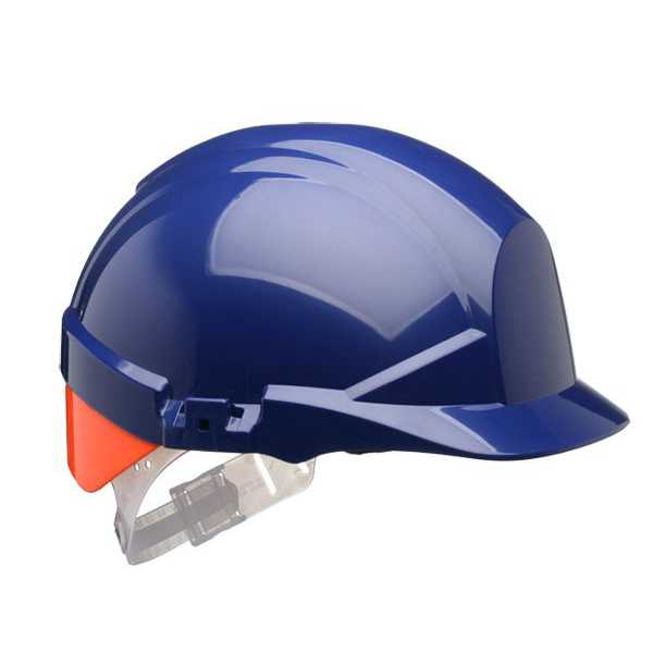 Centurion Reflex Safety Helmet Blue c/w Rear Flash CNS12BHV