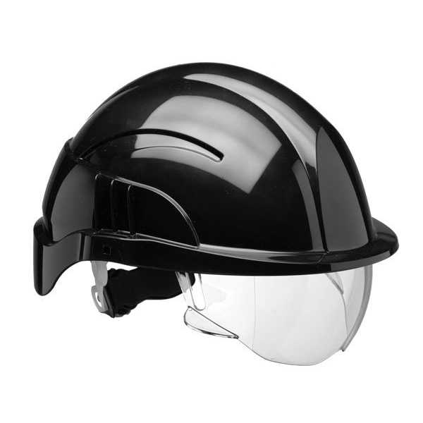 Centurion Vision Plus Safety Helmet with Visor Various Colours CNS10PLUSE