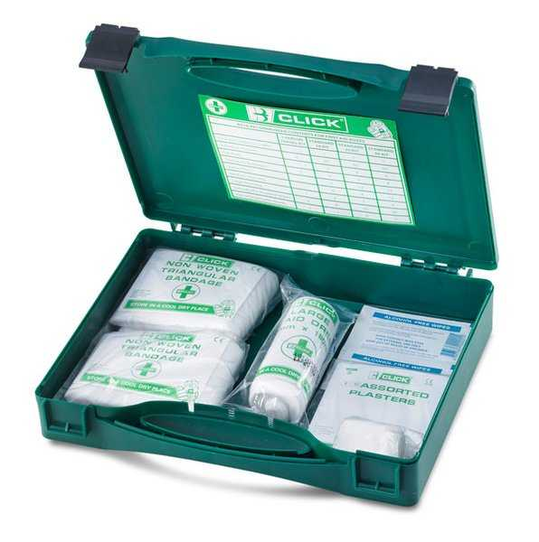 1 Person First Aid Kit CM1800