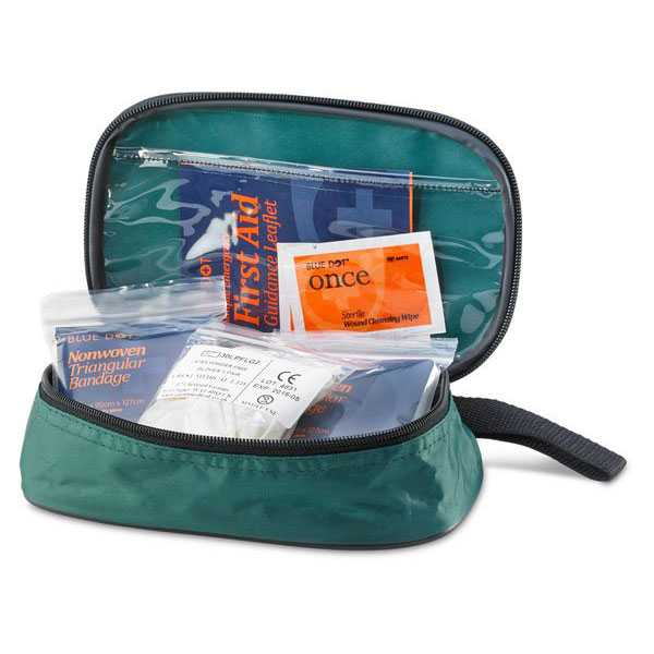 First Aid Kit 1 Person in Pouch CM0002