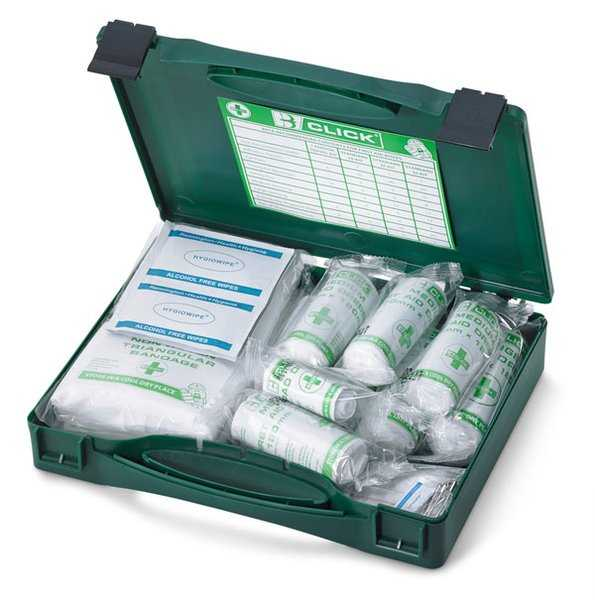 First Aid Kit 10 Person CM0010