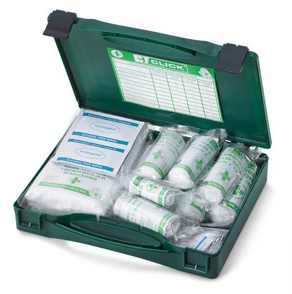First Aid Kit 10 Person Refill CM0011