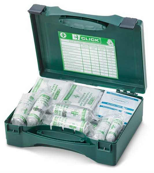 First Aid Kit 20 Person Refill CM0021