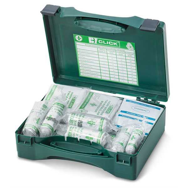 First Aid Kit 20 Person CM0020