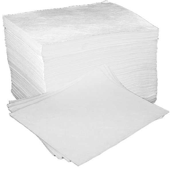 Oil & Fuel Absorbent Pads pack of 100 OB100MF