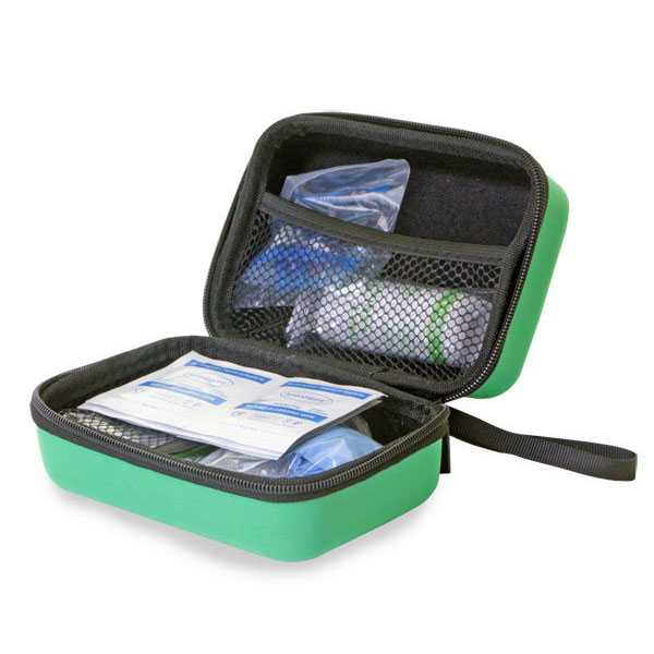 Personal Travel First Aid Kit in Carry Case CM0260