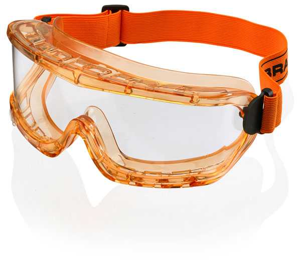B-Brand Premium Goggle Amber or Blue pack of 5