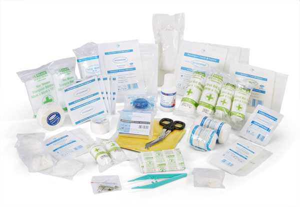 Football First Aid Kit Refill CM0068