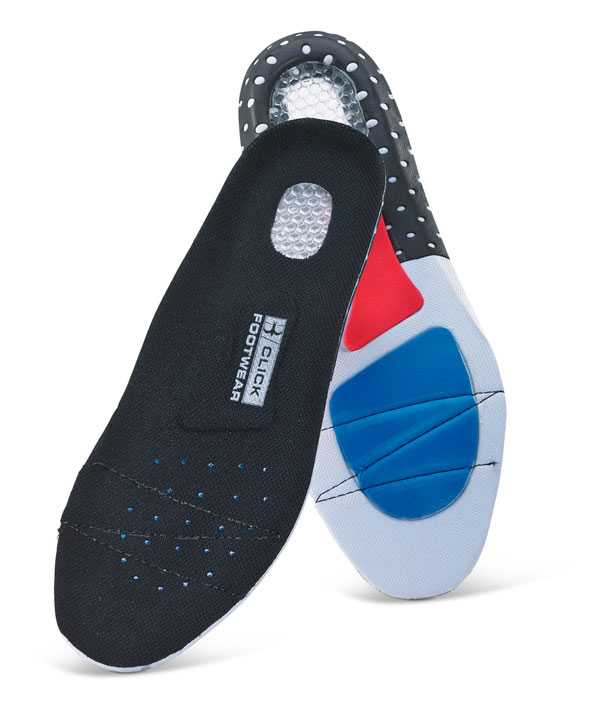 Gel Shock Absorbent Insole CF1000