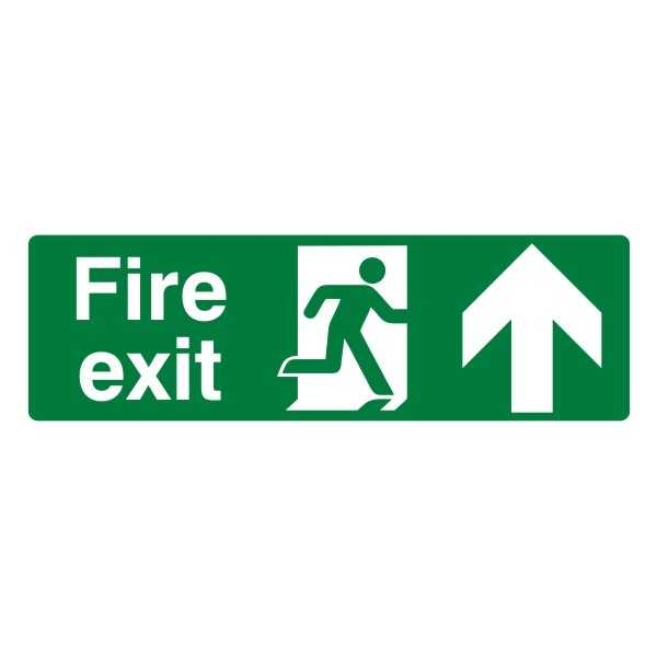 Fire Exit Signs BS Multi-Directions from £0.98 FES