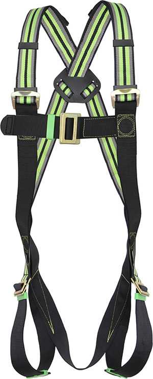 Kratos Safety Harness 1 Point Comfort HSFA10108