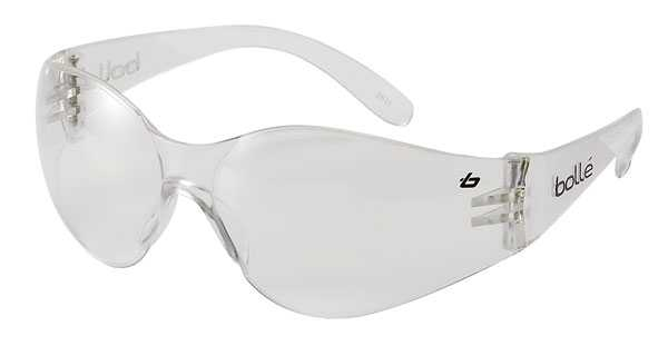 Bolle Bandido PC Frame Clear Safety Glasses pack of 10