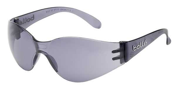 Bolle Bandido PC Frame Smoke Safety Glasses pack of 10