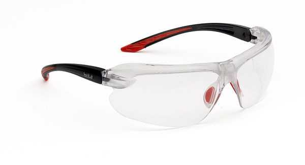 Bolle IRI-S Platinum Clear Safety Glasses pack of 10