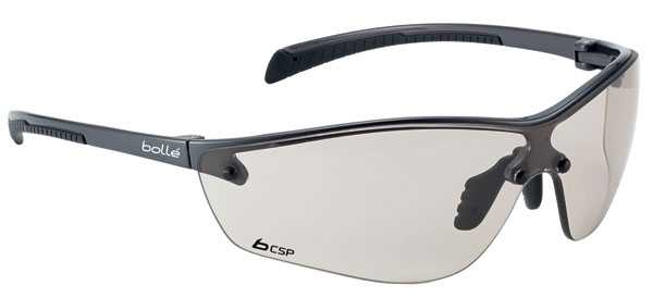 Bolle Silium  Platinum AS AF CSP Safety Glasses pack of 10