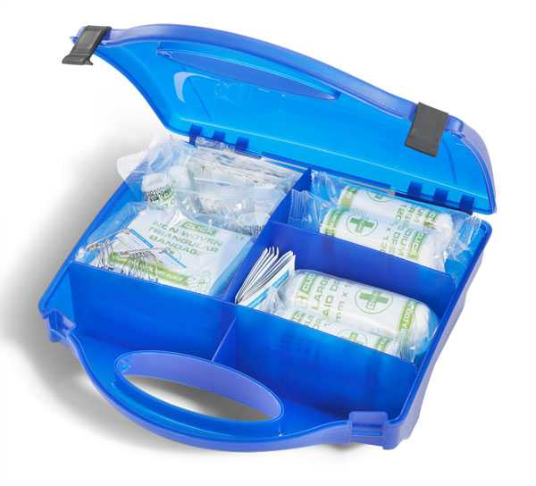 Delta 1-10 Person Catering First Aid Kit CM1815