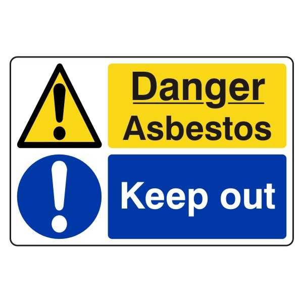 Danger - Asbestos - Keep Out