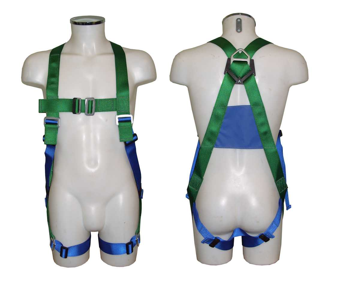 Single Point Fully Adjustable Safety Harness AB10