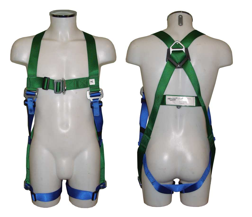 Two Point Fully Adjustable Safety Harness AB20