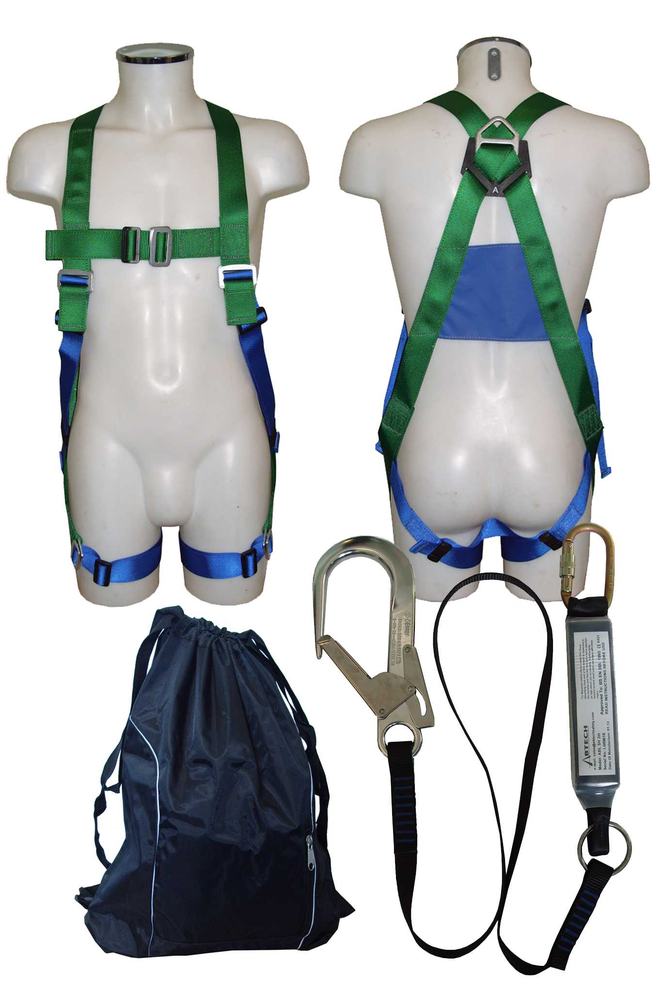 Safety Harness Kit Single Point AB10KIT