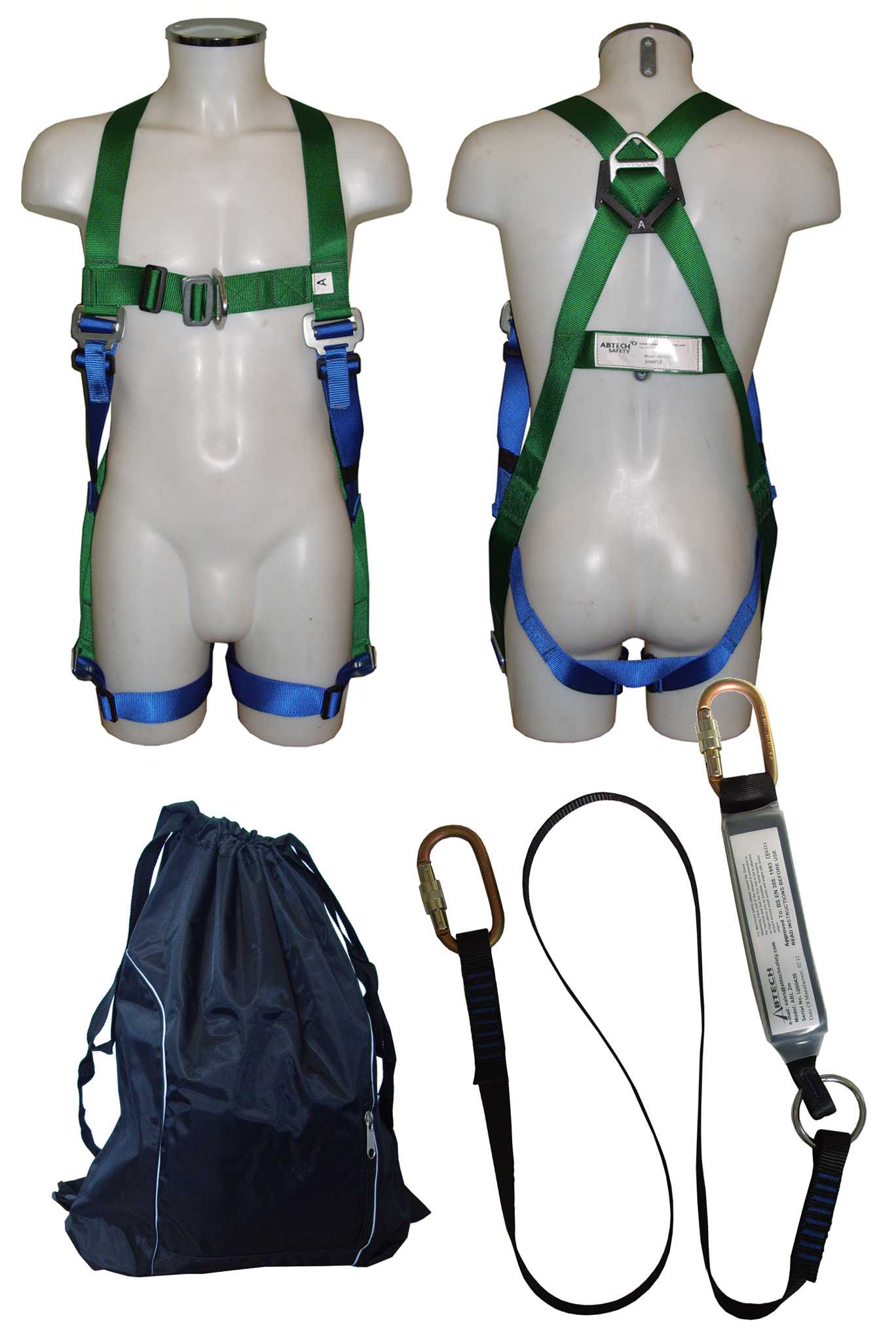 Safety Harness Kit Two Point AB20SLKIT