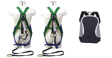 Combi Harness Kit Restraint/Fall Arrest