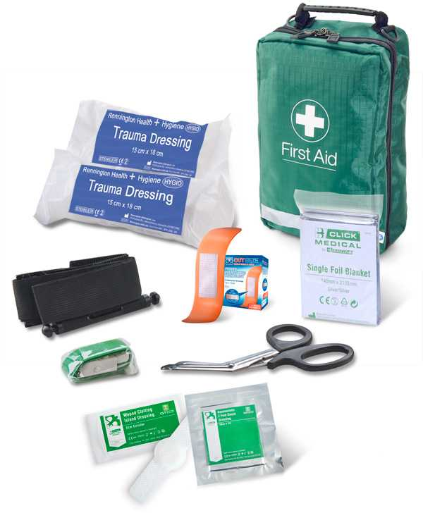 Critical Injury Medium Risk Pack
