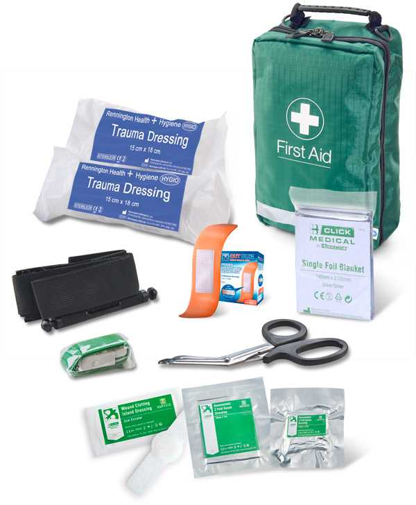 Critical Injury High Risk Pack
